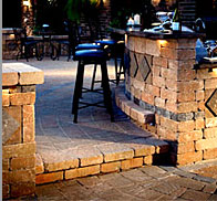 Paver Retaining Walls